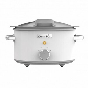 Duraceramic Saut? Slow Cooker wit 4